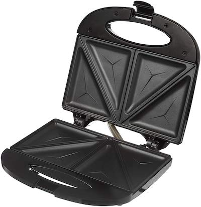 amazon brand solimo sandwich maker