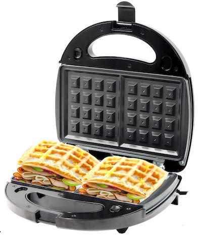 ibell sm301 3 in 1 sandwich maker