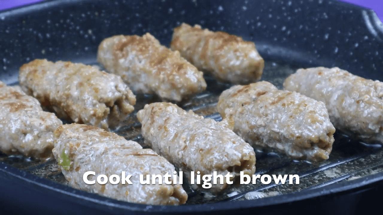 Mutton Seekh Kabab Curry step-3