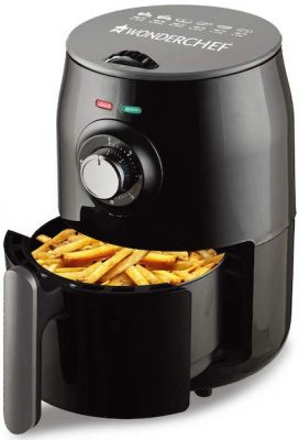 wonderchef regalia compact air fryer