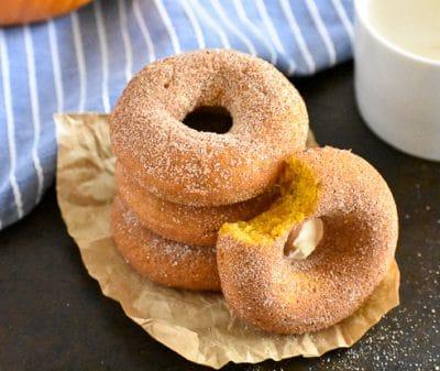 baked-pumpkin-doughnuts