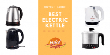 Best Electric Kettles (Premium & Economy) In India
