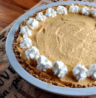 no-bake-pumpkin-cheese-cake