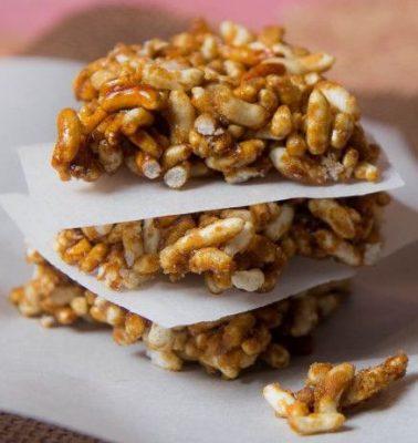 puffed-rice-brittles