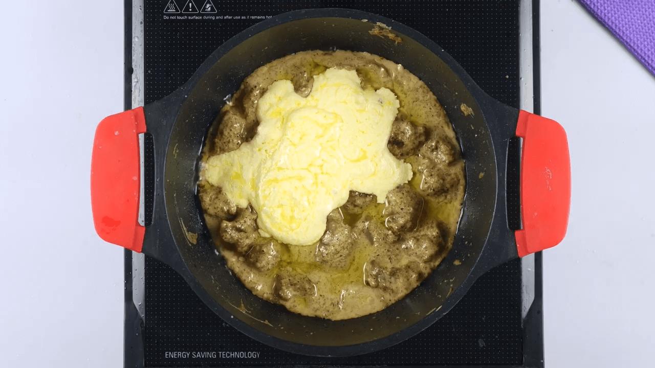 Mutton Afghani Gravy step-5