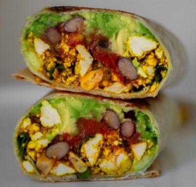 vegan-breakfast-burrito