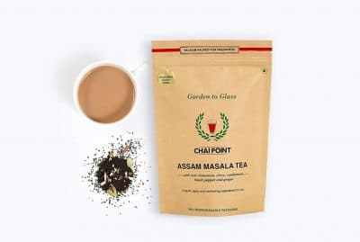 Chai Point Assam Masala Tea 200g (80 Cups)