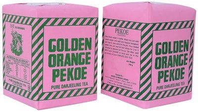 TopQualiTea Golden Orange Pekoe