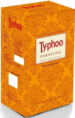 Typhoo Darjeeling