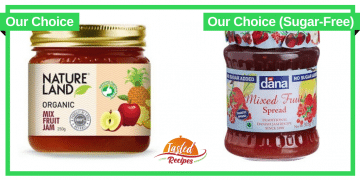 Best Mixed Fruit Jam in India