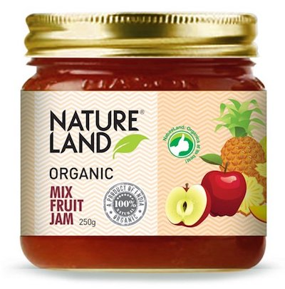 nature land mixed fruit jam