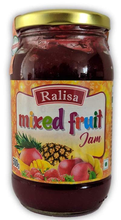 ralisa mixed fruit jam