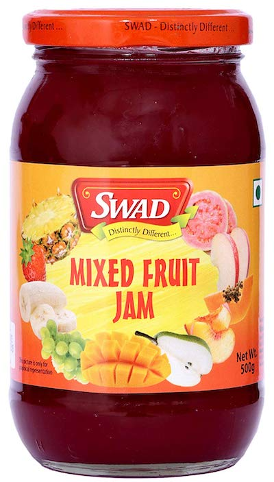 swad mixed fruit jam