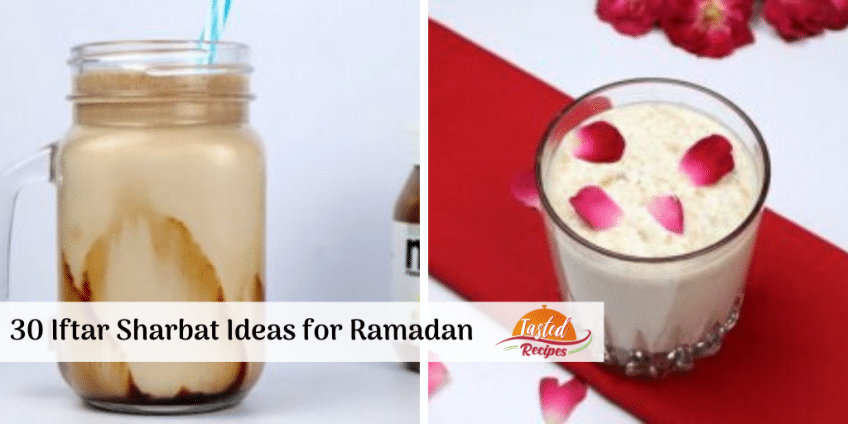 Sharbat Iftar Ideas for Ramadan