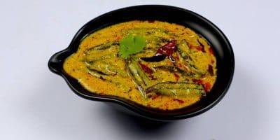 Kadhi Bhindi
