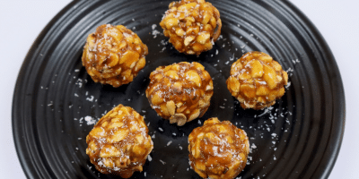 peanut-laddu recipe