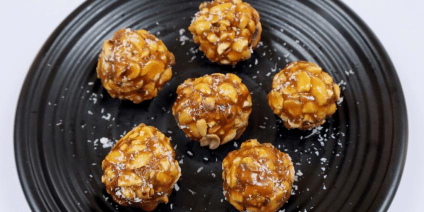 peanut-laddu recipe