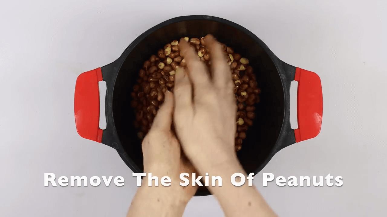 Peanut Laddu step-1