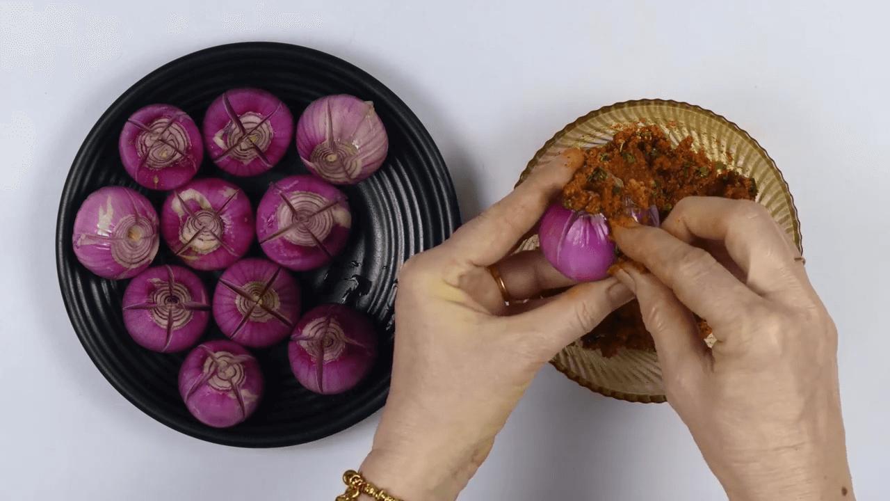 Stuffed Onions step-2