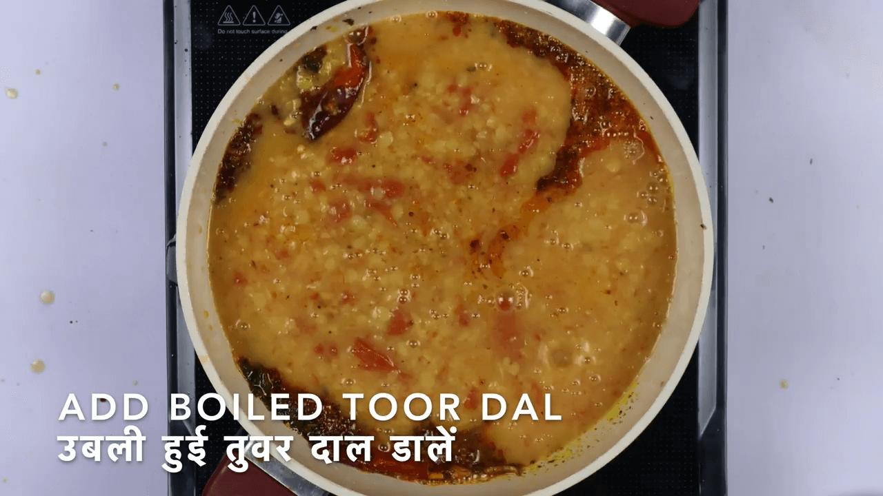 Dal Dhokli step-4
