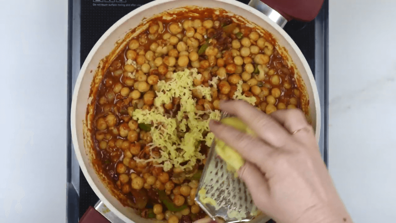 Ragda Pattice step-5