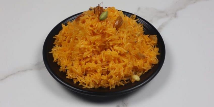 sweet pulav