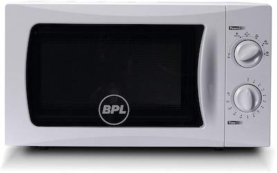 bpl solo microwave oven