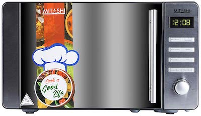 mitashi convection microwave oven