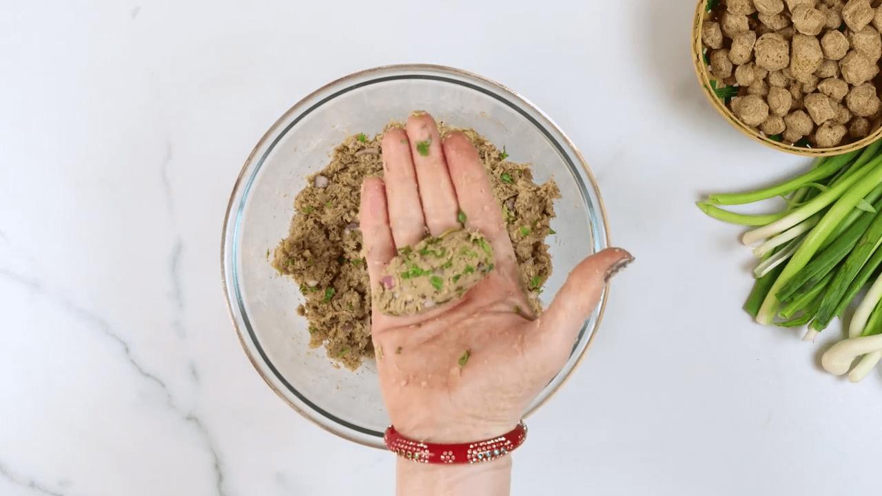Nutritious Soya Kabab step-2