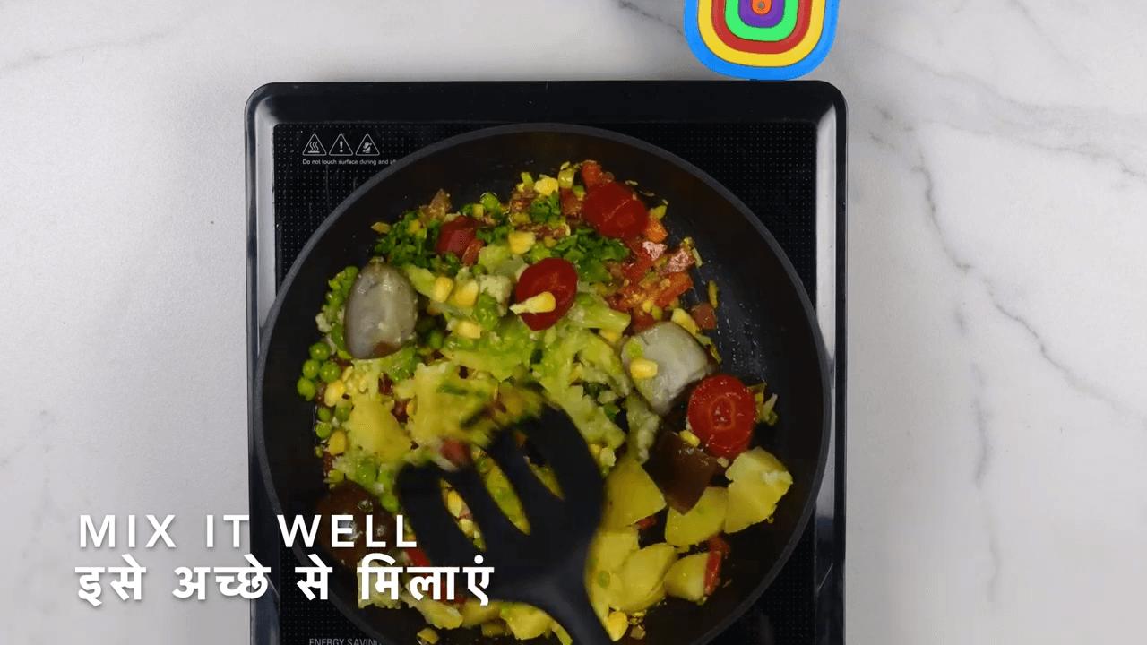 Mix Veg Sabji step-5