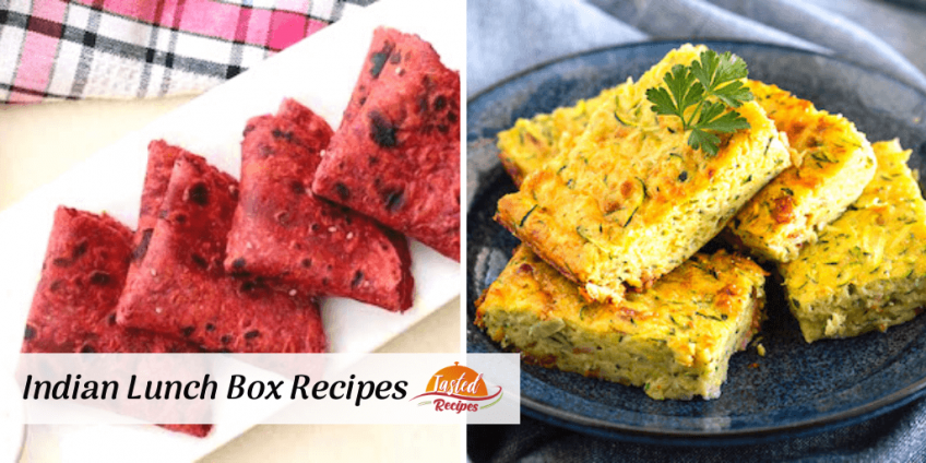 indian lunch box recipes