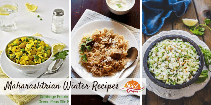 marathi winter recipes