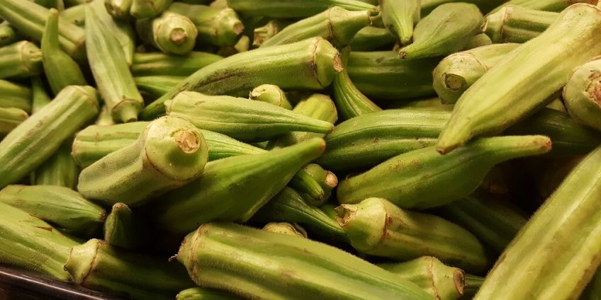 okra, lady finger