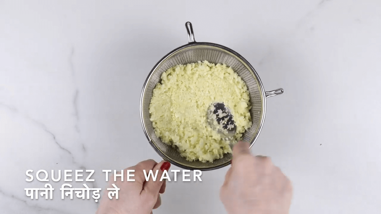 Cauliflower Kofta step-1