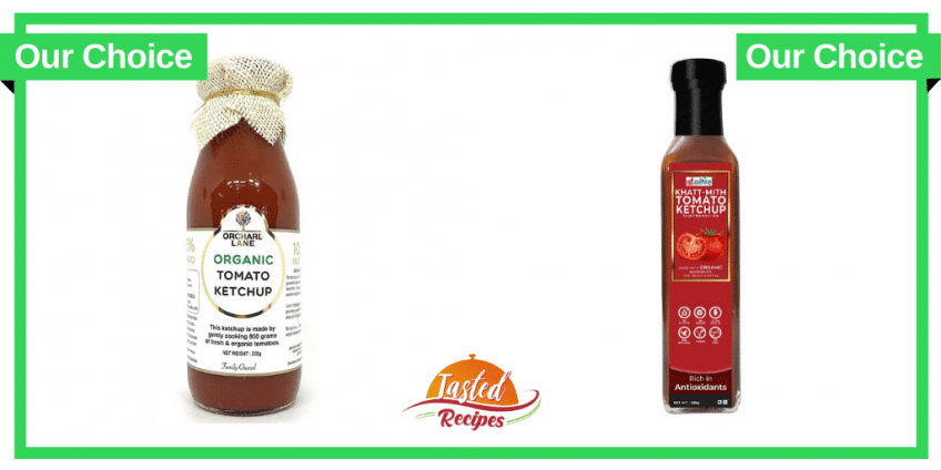 Best tomato ketchup brands in India