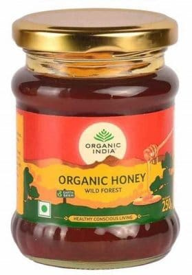 Organic Honey Wild Forest