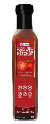d alive khatt mith tomato ketchup
