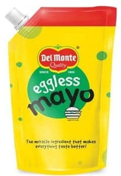 del monte eggless mayonnaise