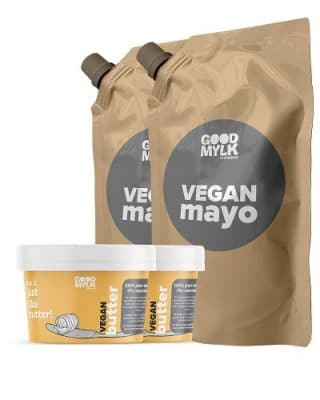 goodmylk vegan mayo plant based