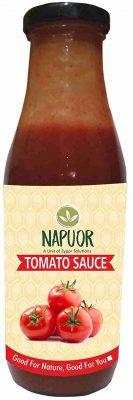 napour organic tomato sauce