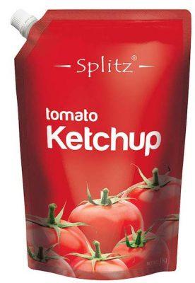 splitz tomato ketchup