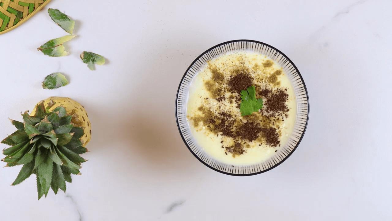Pineapple Raita step-2