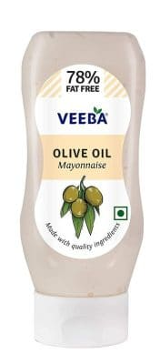 veeba olive oil mayonnaise