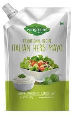wingreens farms italian herb mayo