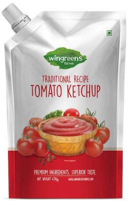 wingreens farms tomato ketchup
