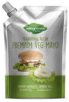wingreens farms veg mayo