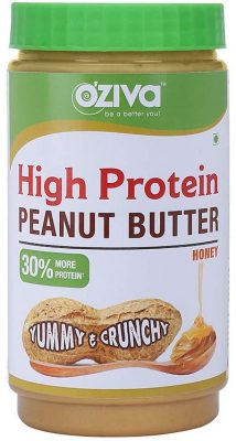 OZiva High Protein Peanut Butter