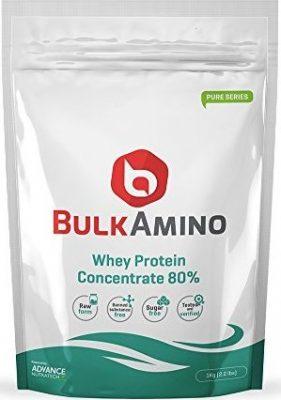 advance nutratech bulk amino whey protein