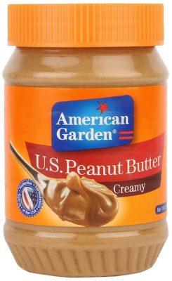 american garden u.s peanut butter