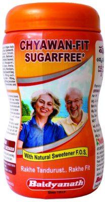 baidyanath chyawan fit sugarfree